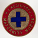 Badge, NZ Registered Maternity Nurse; Unknown manufacturer; 1950; WY.2004.114.3