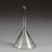 Funnel, Glass; C.C.G.; 1960-1970; WY.0000.378