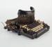 Typewriter, Royal Bar-Lock; Royal Bar-Lock; 1909; WY.2009.20