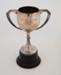 Trophy, Edendale Darts Club Most Improved Player; Dawson, R.E.; Unknown manufacturer; 1968; WY.2008.19.13