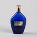 Bottle, Blue Glass 'Bourjois'; Bourjois; 1950-1960; WY.0000.474
