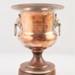 Trophy, Edendale Darts Club Stewart Smith Cup; Unknown manufacturer; 1988; WY.2008.19.33