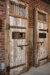 Doors, Jail; Unknown manufacturer; 1888?; WY.0000.1480