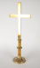 Altar Cross, St Mary's Anglican Church; Unknown manufacturer; 1910; WY.2007.29.2