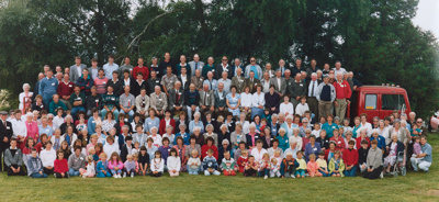 Photograph, Seaward Downs Centennial Jubilee 1992; Del-Mar Studios, Invercargill; 1992; WY.0000.1140 [IN COPYRIGHT}
