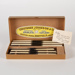 Table Knives, Box of 12 Bone Handled ; Christopher Johnson & Co.; 21.09.1927; WY.2004.34.1