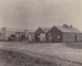 Photograph, Two Buildings, including W Allison, General Blacksmith and P Traynor Builders; F Moher, South Invercargill; 1890-1900; WY.0000.94