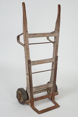 Barrow, Sack; Unknown manufacturer; 1930-1980; WY.1996.10.1