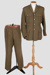 Uniform, Military; Unknown manufacturer; 1953-1980; WY.1992.72.1