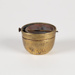 Ashtray, Brass Swivel; Unknown manufacturer; 1930-1940; WY.1990.120