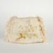 Tea Cosy, Cream Silk ; Unknown maker; 1900-1910; WY.0000.188