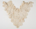 Collar, Irish Crochet Jabot; Unknown maker; 1900-1910; WY.0000.210