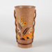 Vase, Morton Ceramic with Floral Design; Morton; 1920-1930; WY.2007.1.3