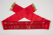 Ribbon, Piping and Dancing Society; Unknown manufacturer; 2000; WY.0000.1290