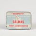 Medicine, 'Dalmas' First Aid Dressings Tin; Dalmas Ltd; 1950-1960; WY.0000.459