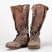 Boots, Riding; Unknown maker; 1910-1950; WY.1990.149