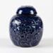 Jar, Ceramic Ginger; Crown Lynn Potteries Limited; 1940-1960; WY.2007.1.1