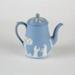Coffee Pot, Jasperware ; Josiah Wedgwood & Sons Ltd; 1957; WY.2006.22.4