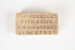 Bath Brick, Scourer; J H Brough & Co; 1910-1920; WY.1982.22
