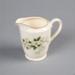 Jug, Crown Lynn Floral; Crown Lynn Potteries Limited; 1960-1970; WY.0000.1387