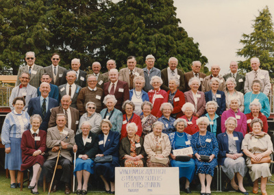 Photograph, Wyndham District High & Primary Schools 115 Year Reunion, January 1990; Unknown photographer; 01.1990; WY.1994.10.9