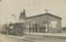 Postcard, Wyndham Railway Station; Unknown photographer; 1908; WY.1989.443