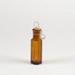 Bottle, Brown Octagonal; Unknown manufacturer; 1920-1930; WY.1996.59.17
