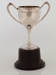 Trophy, Aberdeen Challenge Cup Open ; Brandwell Engravings Dunedin; Unknown manufacturer; 1963; WY.2001.17.7
