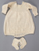 Baby Clothing, Rompers and Booties; Hall, May; 1940-1950; WY.2004.76.1
