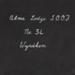 Photograph Album, Alma Lodge I.O.O.F. No 34 Wyndham; Unknown maker; 1912-1990; WY.2013.8.13