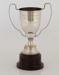 Trophy, Piping and Dancing Society Elaine Thwaites Challenge Cup; Unknown manufacturer; 1980; WY.2001.17.9