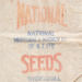 Bag, National Mortgage & Agency Co of NZ Seed; National Mortgage & Agency Co of New Zealand; 1930-1940; WY.0000.350