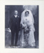 Photograph, Fraser-Sheat Wedding; Unknown photographer; 21.08.1912; WY.2008.15.8