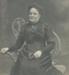 Photograph, Mrs Alice Layman Rachael Clements; Coronation Studio, Christchurch; 1903-1913; WY.1993.12.6