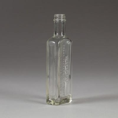 Bottle, 'Woods' Great Peppermint Cure'; W. E. Woods & Co; 1900-1910; WY.0000.434