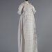 Christening Gown, Walker Family; Unknown maker; 1890-1900; WY.2015.6.3