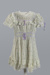 Dress, Child's Green Organza; Unknown maker; 1950-1960; WY.0000.483