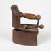 Iron, Box ; Unknown manufacturer; 1900-1920; WY.1995.60.3
