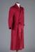 Dressing Gown, Men's Silk Type Robe; Hallenstein Brothers (HB); 1950-1960; WY.2013.2.3