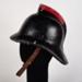 Helmet, Wyndham Fire Brigade; Helmets Ltd; 1950-1960; WY.0000.636