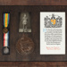 Medals, John Young Cook; Unknown photographer; Unknown maker; Wright & Son; McMillan, William; 1918-1925; WY.1989.247