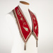 Collar, Past Grand Alma Lodge; Unknown manufacturer; 2000-2010; WY.2013.8.37