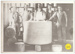 Photograph, One Ton Cheese; Unknown photographer; 1926; WY.1991.36