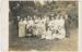 Postcard, Large Outdoor Group; Unknown; 1910-1920; WY.0000.1020