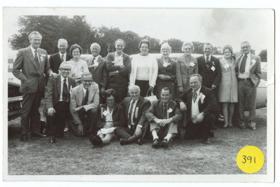 Photograph, Wyndham Schools Centennial; Elmwood Studios, Invercargill; 1975; WY.1993.134.11