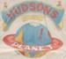 Bag, Hudson's Roller Flour; R Hudson & Co; 1900-1910; WY.0000.362
