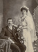 Photograph, Carson-Anderson Wedding; Campbell Photo, Invercargill. N,Z.; 1906; WY.1993.76.4