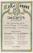 Certificate, Roll of Honour Redan WWI ; Unknown maker; 1918; WY.1993.37