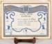 Certificate, NZ Amateur Athletic Association, Otago Centre Southland Champs 1932 Ladies 100 yards; Unknown; 1932; WY.2001.5.2
