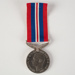 Medal, Military New Zealand War Service 1939-1945 T Templeton; Unknown manufacturer; 1946; WY.1995.12.4